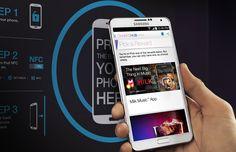 Samsung Galaxy Offers The VIP Treatment #NFC