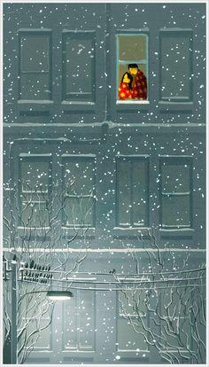 지구별에서 추억 만들기 :: Pascal Campion의 가족과 사랑을 그린 일러스트 작품들