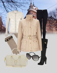 outfit if you are heading outdoors in to the winter cold