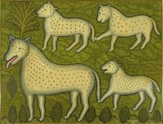 """accidental mysteries: Morris Hirshfield: """"They Taught Themselves"""""""