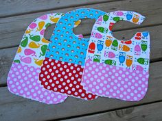 New Baby Bibs | Flickr - Photo Sharing!