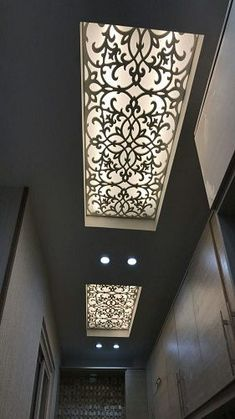 Interior Ceiling Design, House Ceiling Design, Ceiling Design Living Room, Bedroom False Ceiling Design, Ceiling Light Design, Living Room Designs, Living Room Partition Design, Room Partition Designs, Wooden Front Door Design