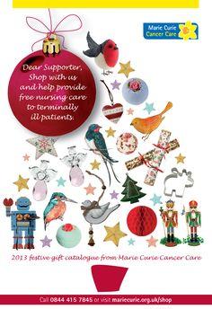 Our Christmas catalogue 2013! #shopping