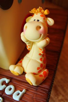 *SORRY, no information given as to product used ~ Super CUTE!! by Andrea's SweetCakes, via Flickr
