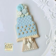 Wedding Cake Cookie | Cookie Connection