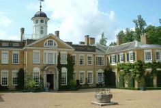 Polesden Lacey - we visit here regularly to walk round the lovely house, stroll in the gardens and to enjoy a light meal or cream tea !