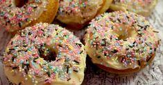 Vanilja donitsit