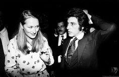 Maryl Streep, Al Pacino