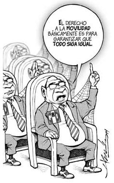 Moneros: Prohibido moverse - @monerohernandez http://lajor.mx/RCP2Px