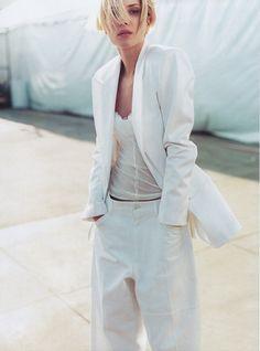 Erin Wasson Vogue 2001