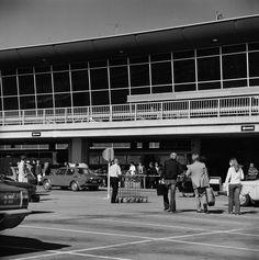 Helsinki - Vantaa Airport, Photo: Volker von Bonin 1977