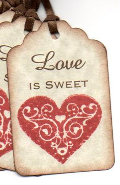 favor tag wording? How sweet it is to be loved by you... Honey, I do! Need to design favor labels.