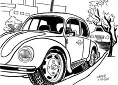 96 best cars images cars coloring pages coloring pages coloring Ford F100 V8 hot rod coloring page bing images adult coloring pages vw hot rods