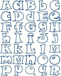 Funky Alphabet of both upper case & lower case letters.- Funky Alphabet of both upper case & lower case letters. Funky Alphabet of both upper case & lower case letters.