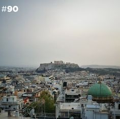 Acropolis, Athens, Rooftop, Paris Skyline, Greece, City, Travel, Greece Country, Rooftops