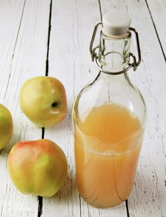 Ocet jabłkowy Pear, Alcoholic Drinks, Recipies, Food And Drink, Wine, Fruit, Cooking, Glass, Health