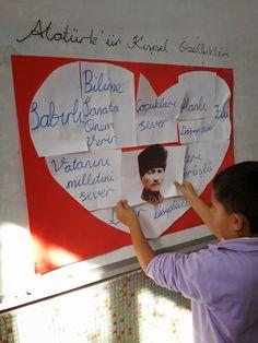 Kübra'nın dersi: HAYAT BİLGİSİ