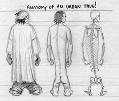 sagging pants  story.