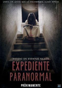 Expediente Paranormal - TIM Bolivia / 19 de noviembre
