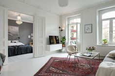 from my scandinavian home Home Living Room, Living Spaces, Welcome To My House, Swedish House, Scandinavian Home, Dream Decor, Room Interior, Interior Inspiration, Interior Architecture