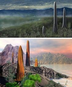Prototaxites .:. Origins of fungi