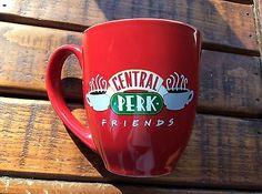 Rare Friends TV Show central Perk Eight oclock coffee mug anniversary number Coffee, Tea & Espresso Appliances - http://amzn.to/2iiPu7K - 26/06/2017