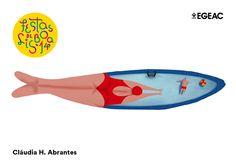 "Sete ""sardinhas"" venceram concurso de criatividade das Festas de Lisboa Shoal Of Fish, Wood Fish, Sea Activities, Gone Fishing, Big Fish, Great Words, Fish Art, Western World, Surfboard"