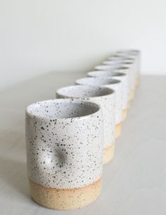 Ceramics Pottery Mugs, Pottery Vase, Ceramic Pottery, Slab Pottery, Glazed Pottery, Broken Glass Art, Clay Mugs, Wheel Thrown Pottery, Pottery Designs