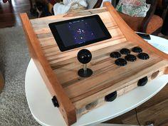 A RetroPie tabletop arcade