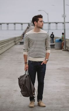 Breton Stripes Are The Best | Shopping | maxmayo - Malaysia Menswear Fashion Blogger Blog