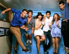 Tis so unfair. They look like they're having so much fun. I want to have fun too!!! --Teen Wolf cast.