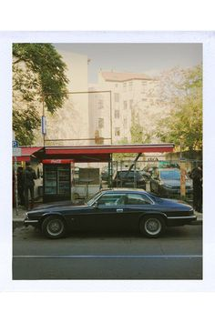 Jaguar XJ-S Copyright: Katja Sonnewend