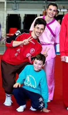 Coppa Italia Fiwuk di Wushu Kung Fu premiati tre atleti della ASD Shaolin Wushu Kung Fu