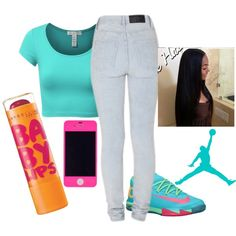"""Nothing To Do"" by destinylove66 on Polyvore"