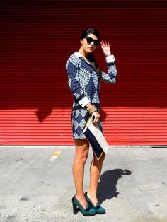 NEW YORK – Fashion Week SS 14, Day 5
