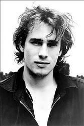 mystery white boy and guitar god jeff buckley. one night he decided to go swimming in the mississippi river wearing all of his clothing, including boots, and was last heard singing a led zeppelin song before his body was fished out of the water a week later. hot, dead and stupid.
