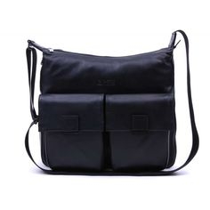 BREE Tasche Kaana Leather 12 - black - wish there was a Bree store in Sydney