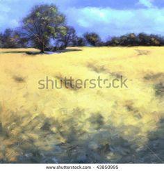 impressionist landscape painting - Google Search