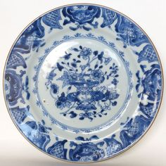 faience jules vieillard bordeaux d cor japonisant tonkin bleu vaisselle de bordeaux. Black Bedroom Furniture Sets. Home Design Ideas