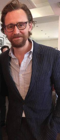 Tom Hiddleston 2018