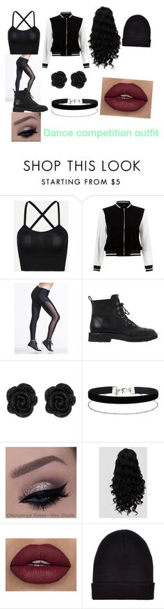 """""""Dance outfit"""" by leahdiva1 ❤ liked on Polyvore featuring New Look, Giuseppe Zanotti and Miss Selfridge"""