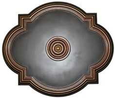 MD-7073 Oil Rubbed Bronze Ceiling Medallion