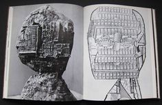 The best designed book about the artist Eduardo Paolozzi was compiled in 1963 by a student at the Royal College of Art.