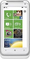 HTC - Radar 4G Mobile Phone - White/Silver (T-Mobile)