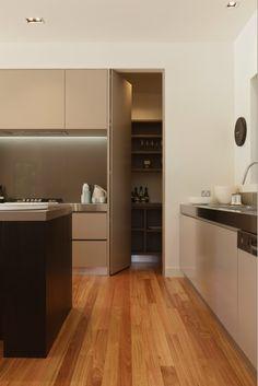 Secret pantry - NEW HOUSE Balwyn www.chelseahing.com