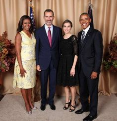 his evening, President Barack Obama and First Lady Michelle Obama hosted a reception for the Heads of State and government leaders participating in the 71st session of the United Nations General Assembly in New York.