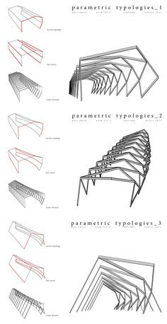 parametric_typologies – Fritz Wolff- # Fritz … – … – The World Parametric Architecture, Pavilion Architecture, Parametric Design, Landscape Architecture, Interior Architecture, Landscape Design, Architecture Colleges, Folding Architecture, Parametrisches Design