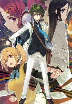 Watch anime and cartoon because fun! Manga Anime, All Anime, Me Me Me Anime, Otaku Day, Watch Manga, Vampire Knight Zero, Musaigen No Phantom World, Animes To Watch, Haruhi Suzumiya