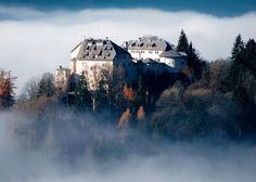 Schloss Mittersill Castle in Austria