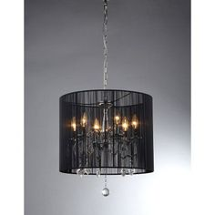 Warehouse of Tiffany Sylvia RL3134 Crystal Chandelier - RL3134